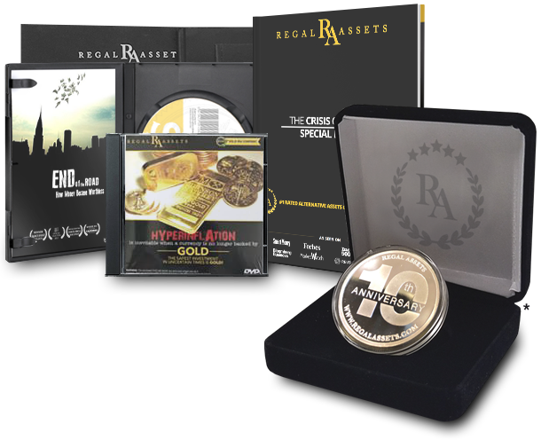 Regal Assets Gold Investment Kit 2019