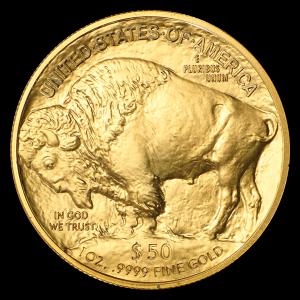 1 ounce Gold Buffalo Gold Coin US Mint