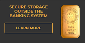 Secure Gold Storage
